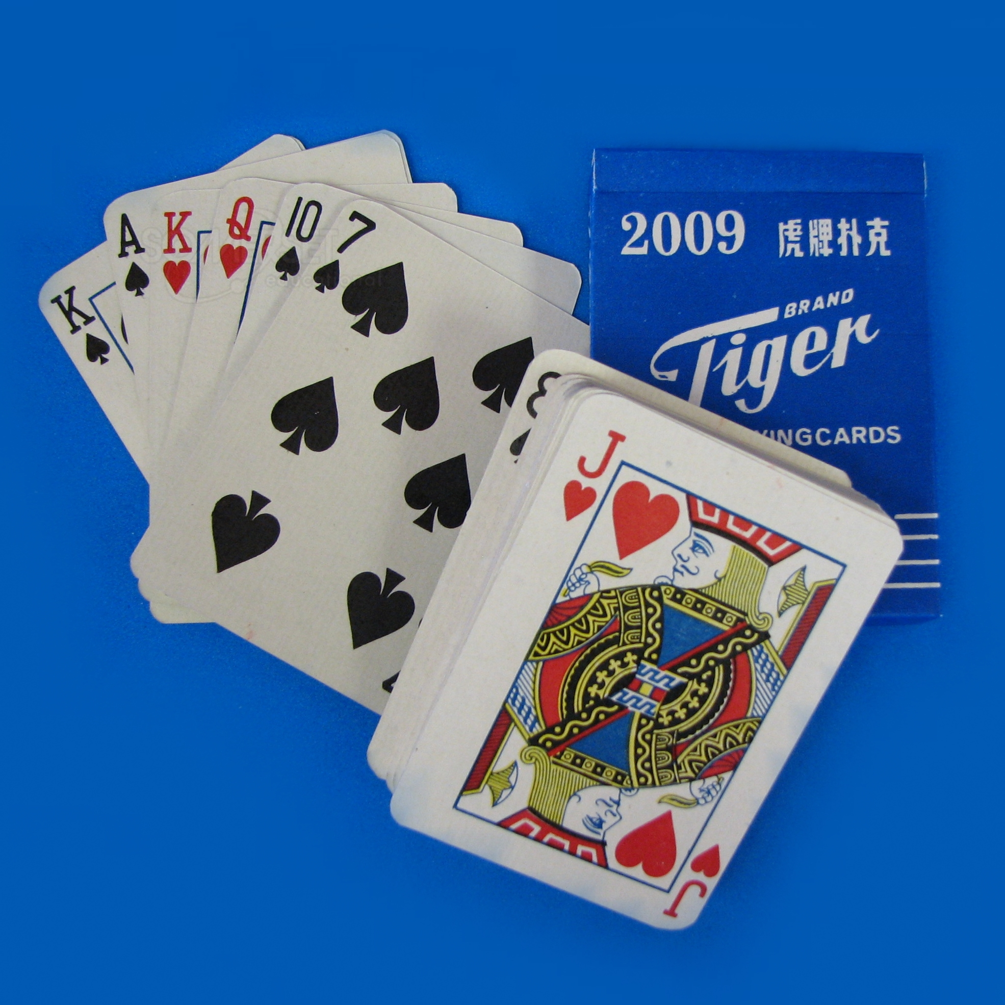 Playing Cards UV Coated Small