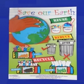 Recycling Poster A2