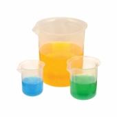 Beaker Plastic 250ml