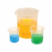 Beaker Plastic 500ml