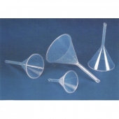 Funnel Plastic 75mm clear