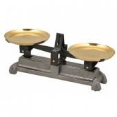 Balance Roberval , Cast iron base, 2 Kg.